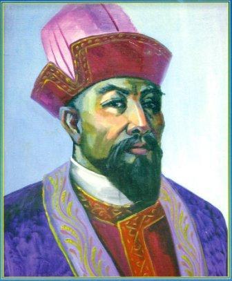 ЖАНИБЕК ХАН - главный бий Младшего жуза. один из основателей Казахского ханства, потомок хана Уруса.