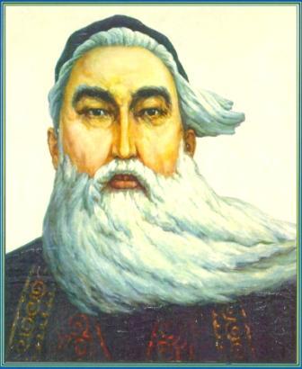 КУРМАНГАЗЫ Сагырбайулы — великий казахский композитор, исполнитель кюев, домбрист, классик казахской инструментальной (кюй) музыки.