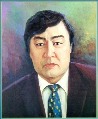 СҮЛЕЙМЕНОВ ОЛЖАС - акын, писатель.