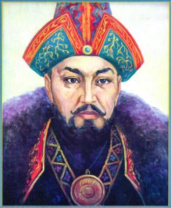 Абылай хан - великий государственный деятель, полководец и дипломат.